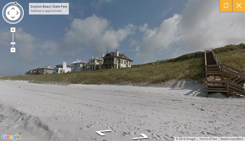 Google Street View - Lifestyle