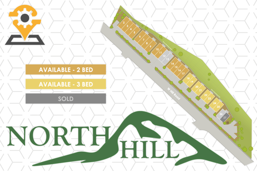 PlatWidget Showcase – #10 North Hill Townhomes
