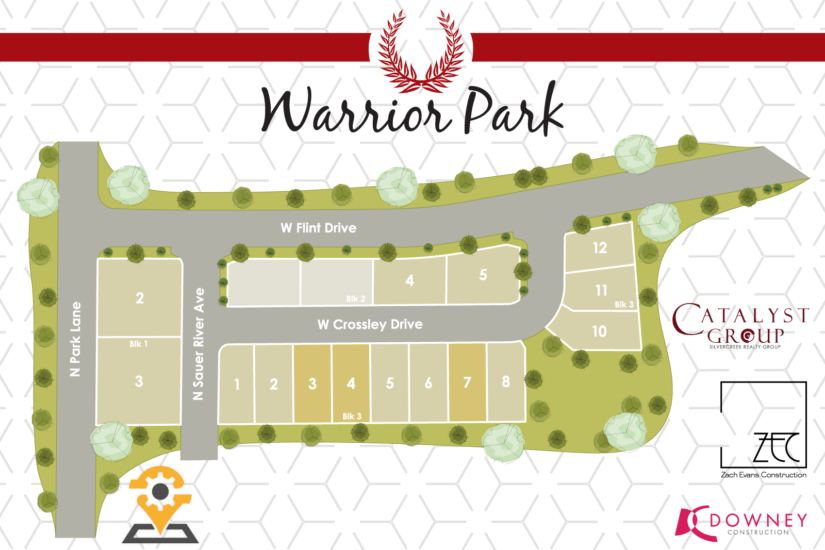 Interactive Showcase: Warrior Park Subdivision