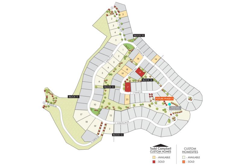 Interactive Plat Map: Boulder Point